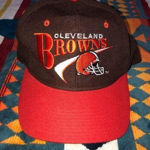 Vintage Cleveland Browns Snapback